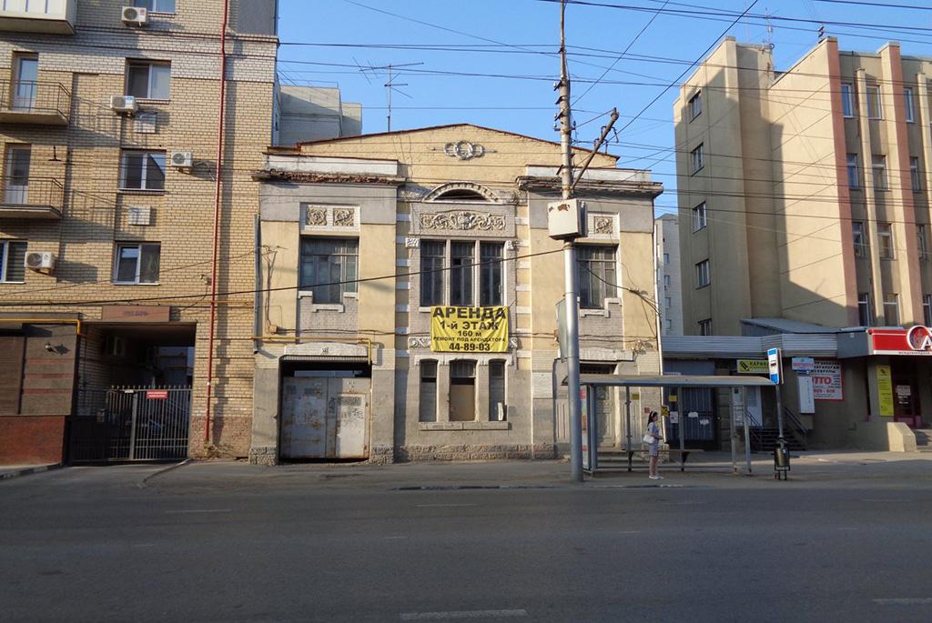 Дом П. Н. Соколова