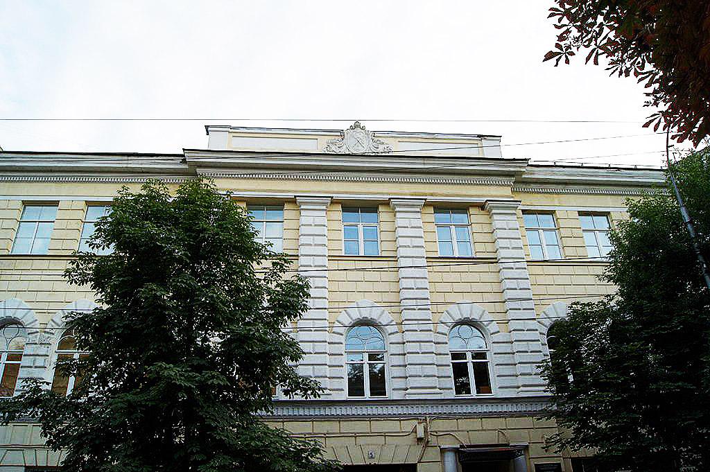 Дом доходный Н. И. Хватова