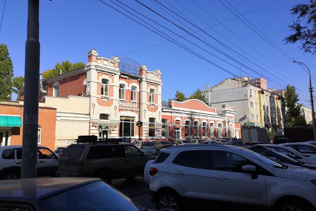 Здание типографии Шельгорна
