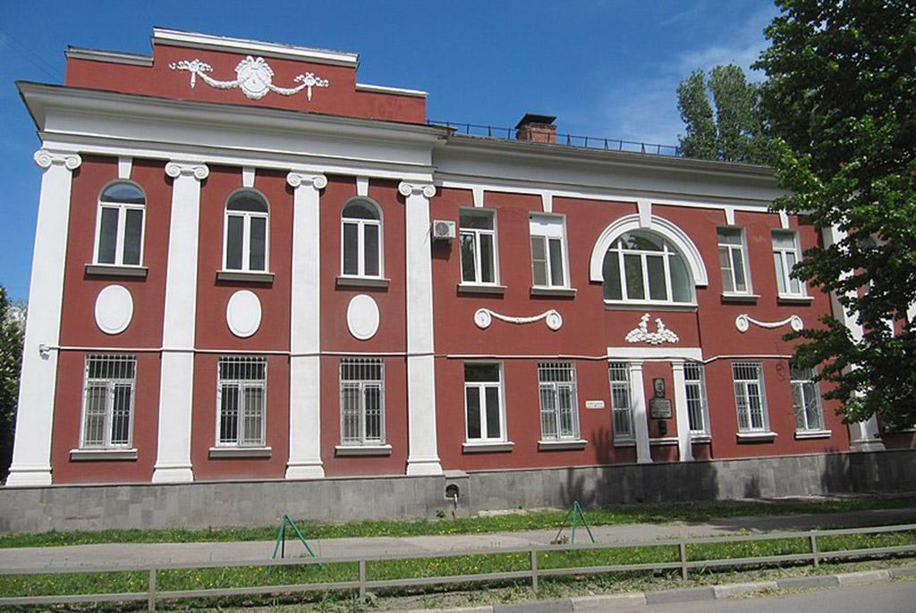 Больничный комплекс (1-ая Советская)