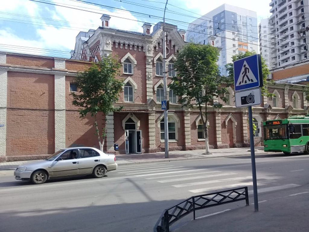 Амбар хлебный торгового дома «Братья Шмидт»