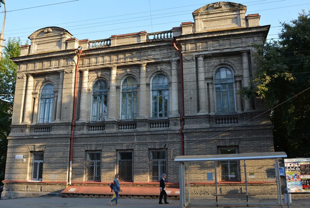 Дом церковный Нерукотворно-Спасской церкви