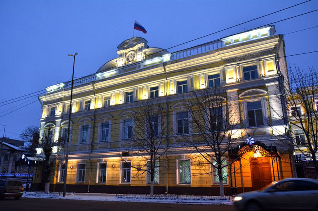 Особняк П.П. Иванова (Саратовское отделение Государственного банка)