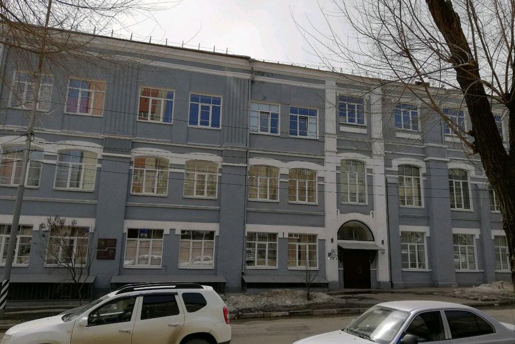 Особняк Шахматова (Театральный институт)