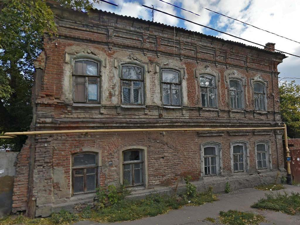 Дом художника Г. П. Баракки