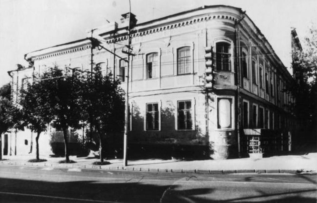 Дом Х.И. Образцова