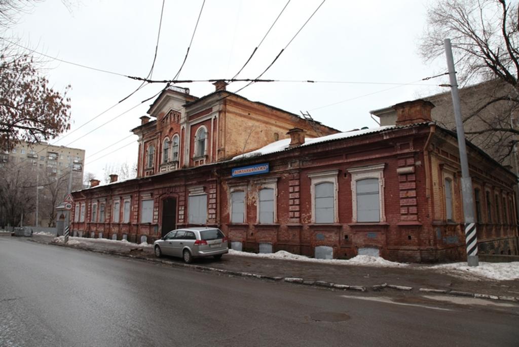 Церковь в честь Владимирской иконы Божией Матери