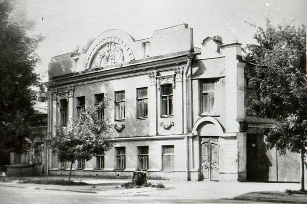 Доходный дом М. Д. Малининой