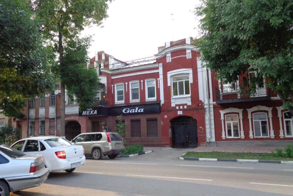 Дом доходный В. С. Замоткина