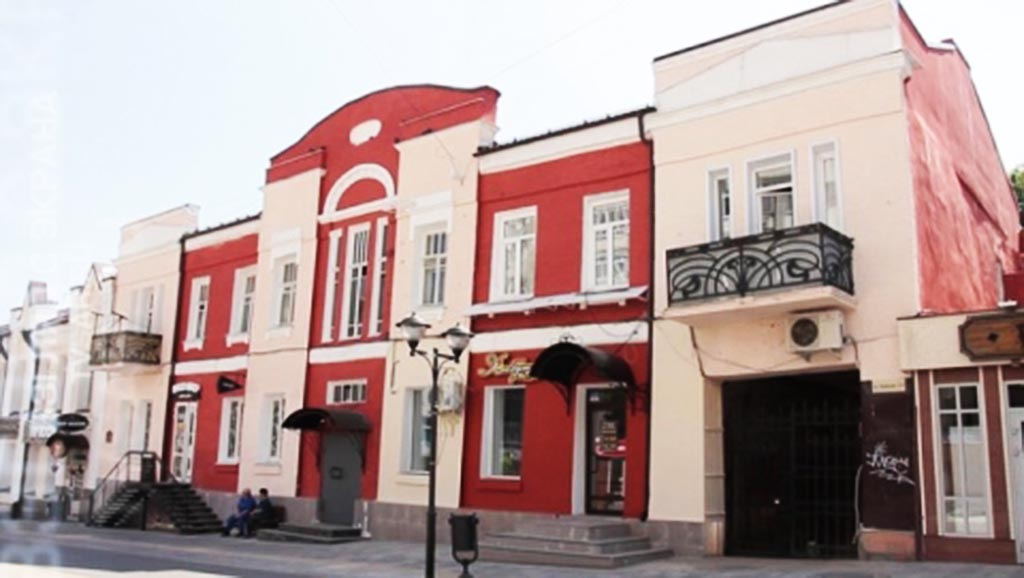 Доходный дом Юренковой В. Ф.