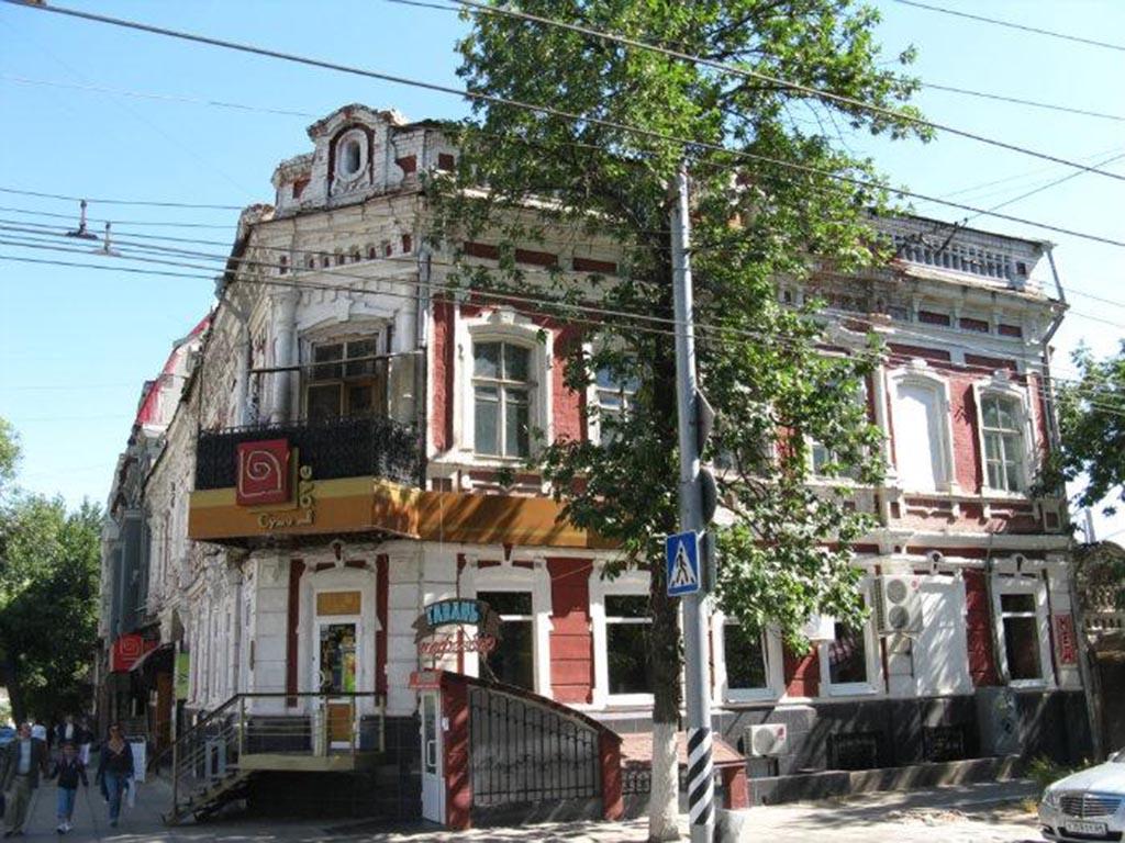Дом В. М. Беклемишева