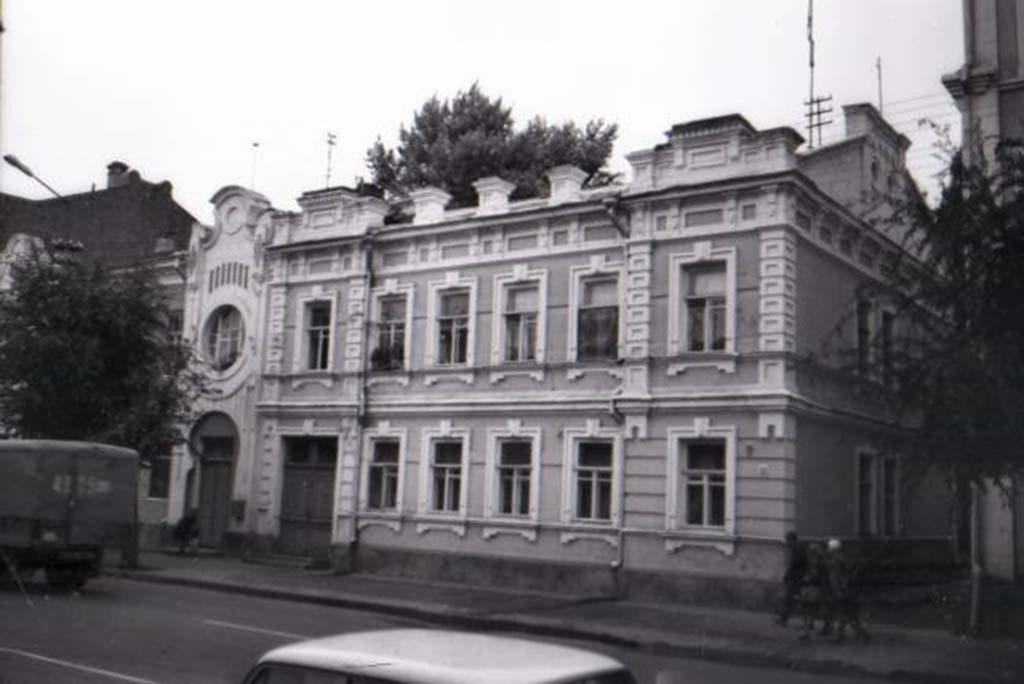 Доходный дом Тихомировой Л. И. (Дом М.И.Сибриной)