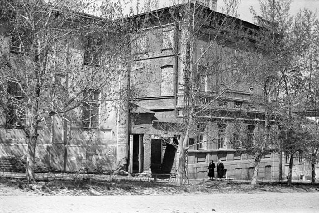Приют-школа при  Храме Страстей Господних (Дом кино)