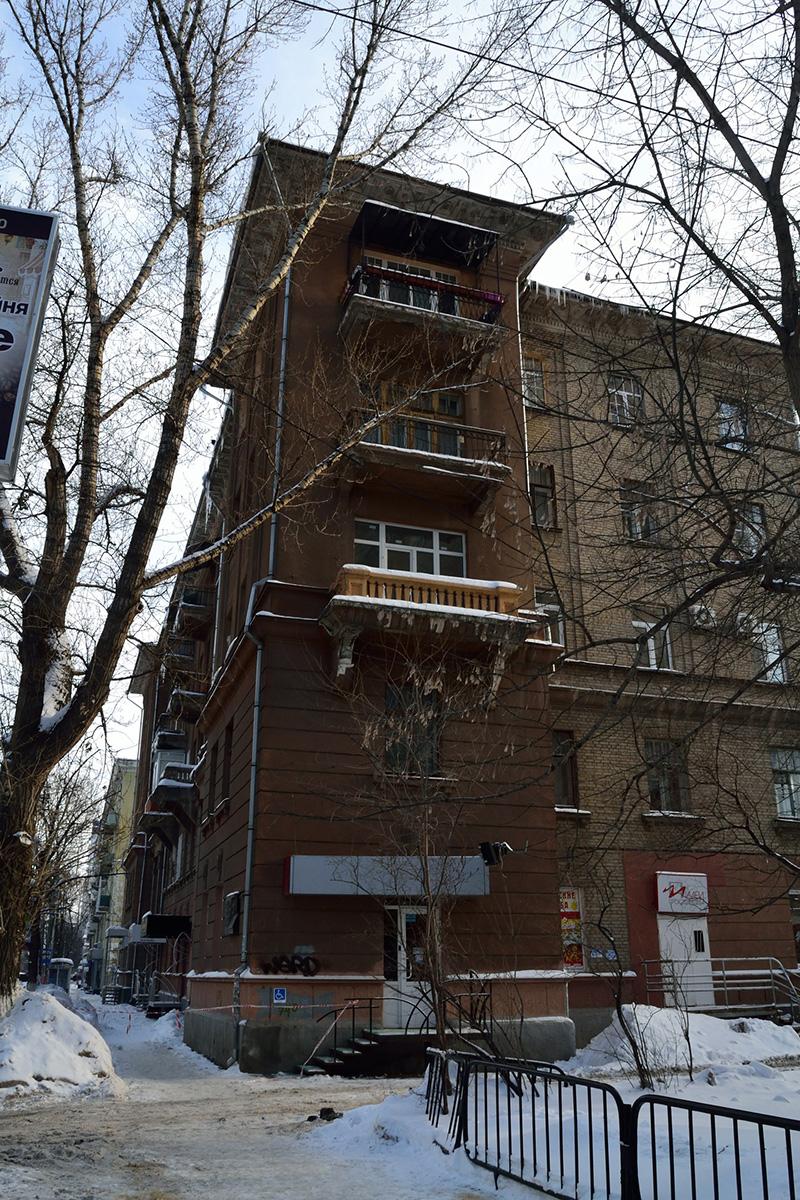 Дом жилой НКВД