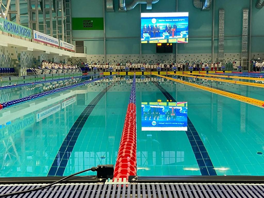 Дворец водных видов спорта
