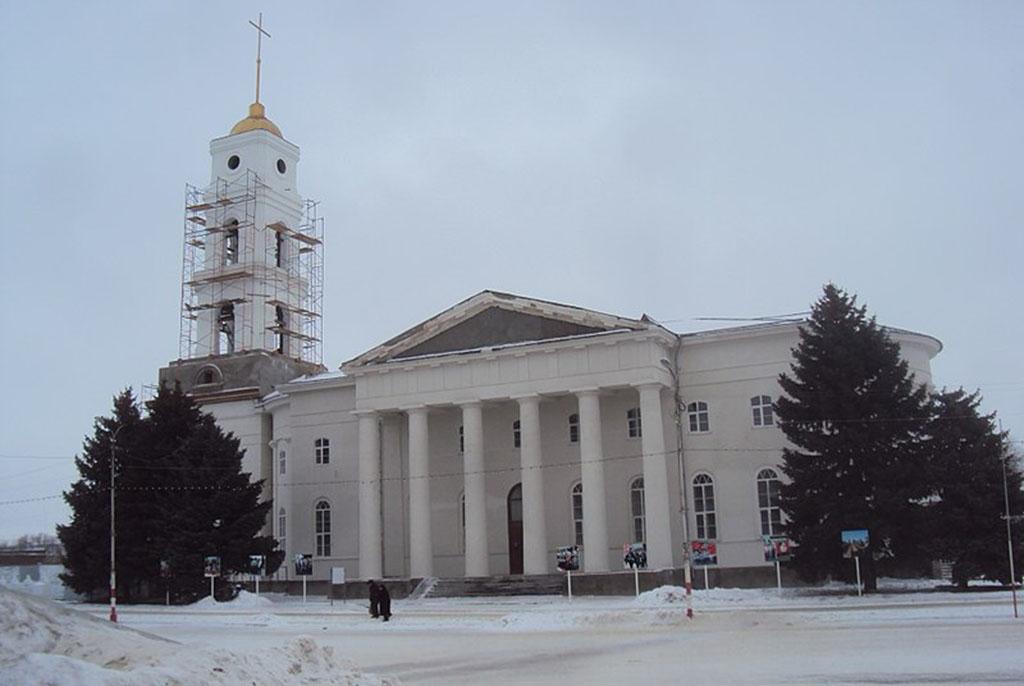 Евангелическо-лютеранская церковь Святой Троицы