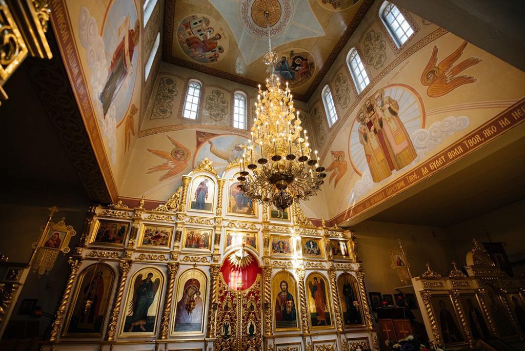 Храм во имя апостола Андрея Первозванного