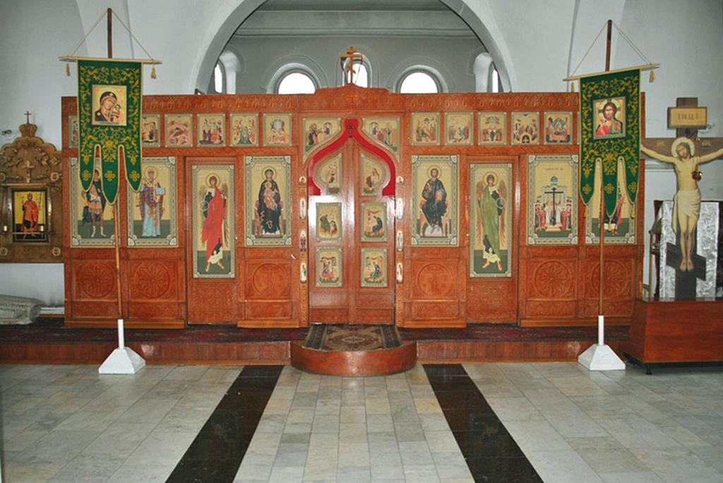 Храм Воздвижения Честнаго и Животворящего Креста Господня