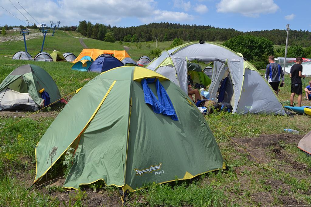 Спортивно-туристский лагерь «Туриада»