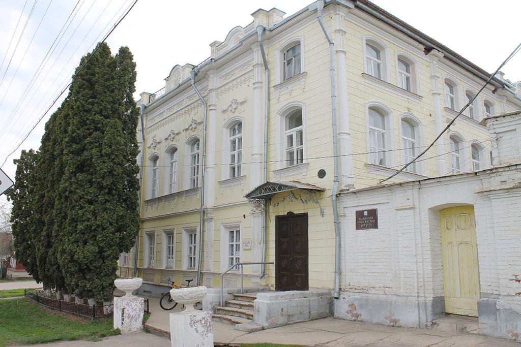 Дом Михайловых-Радищевых