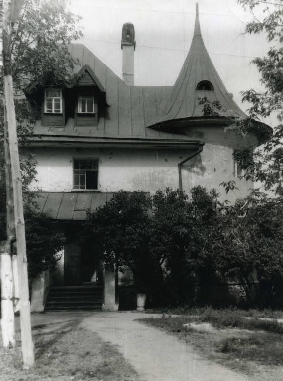Дача Михайлова-Кузьмина