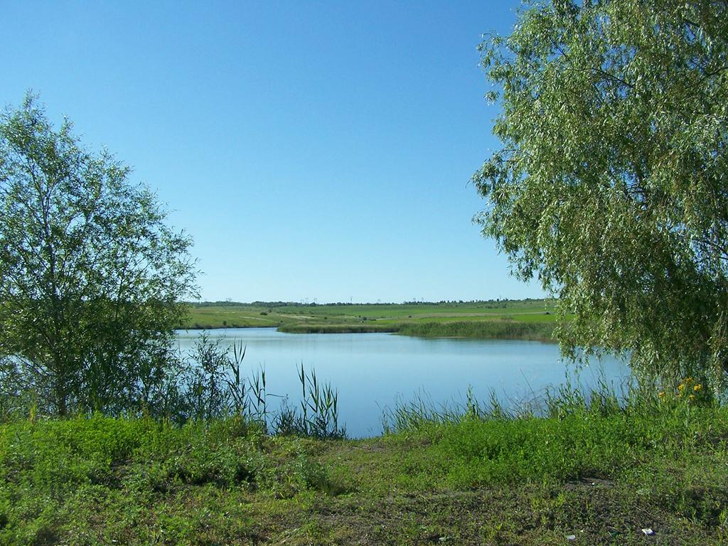 Расловский пруд