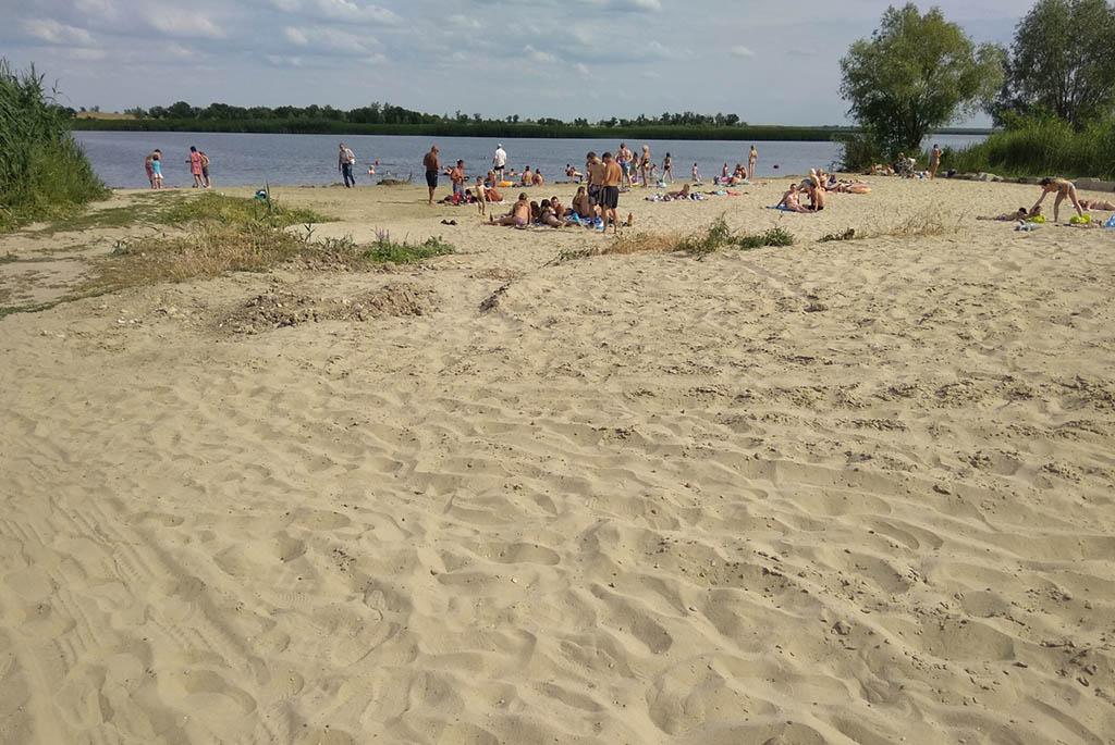 Трещихинский пляж