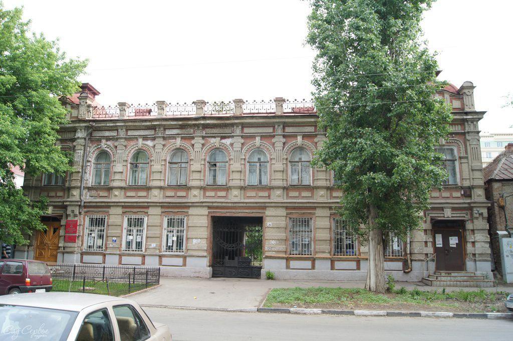Дом инженера Ф.Я. Бузика