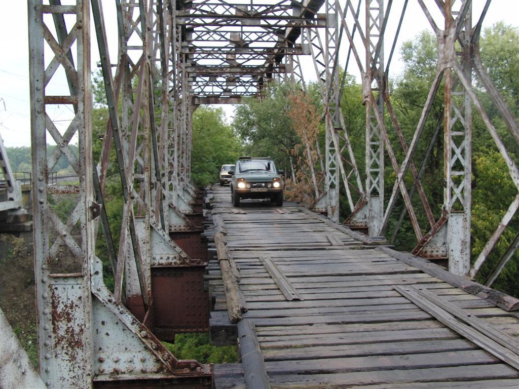Аткарские железнодорожные мосты 1873 и 1903 годов