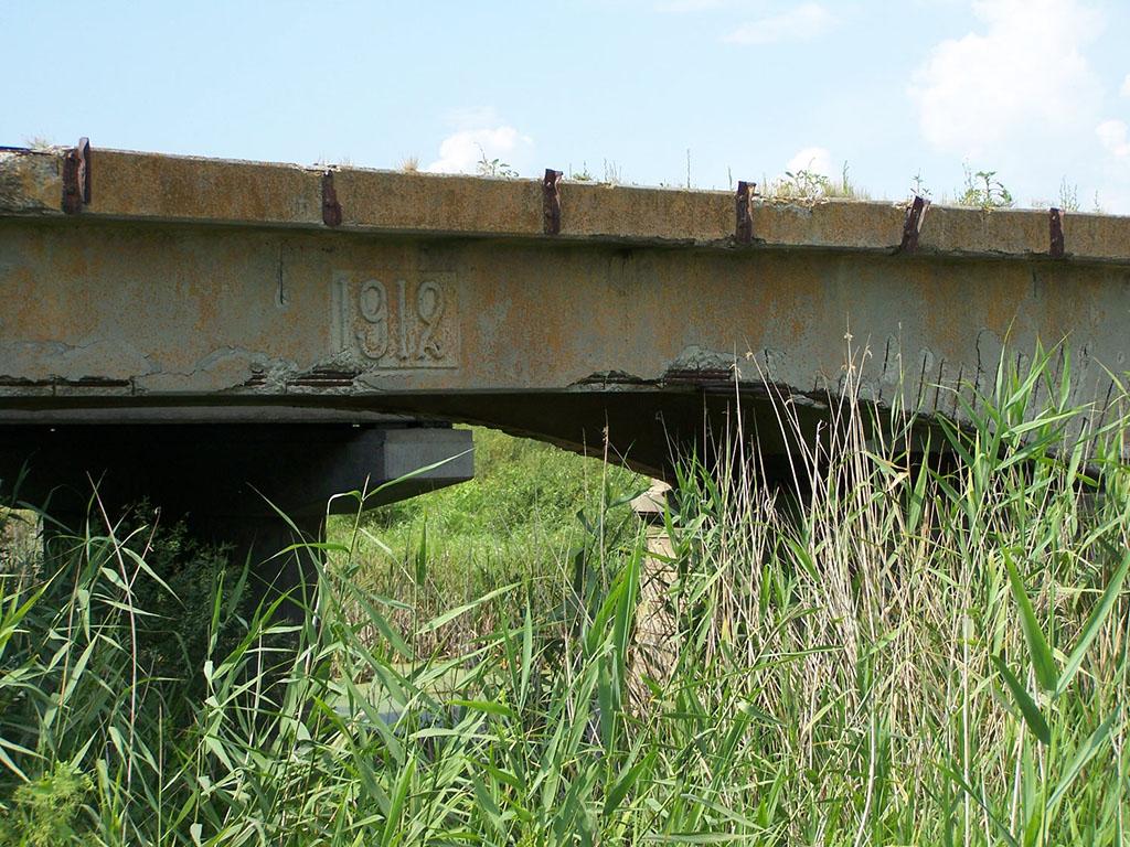 Кувыкский мост 1912 года