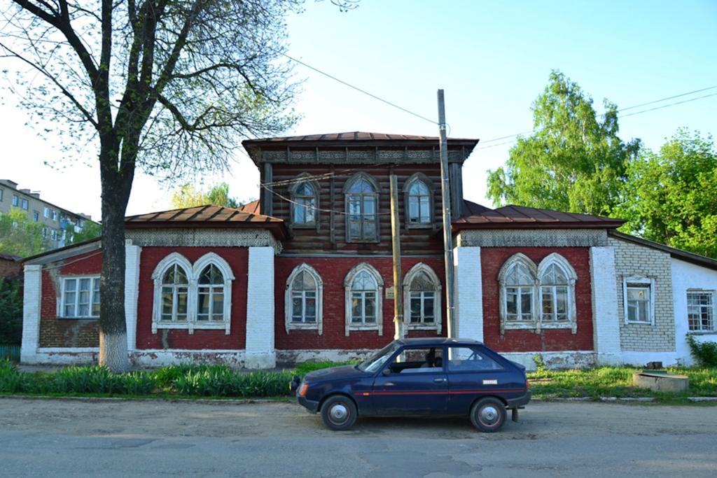 Здание дворянского собрания