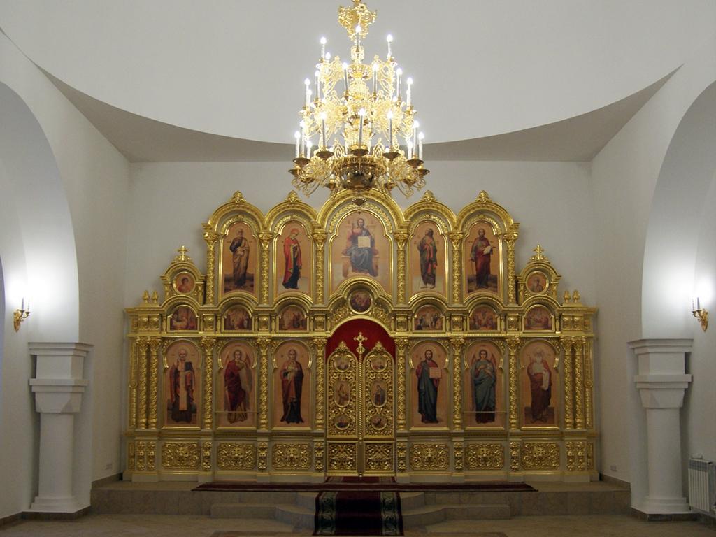 Храм Святого пророка Божия Илии