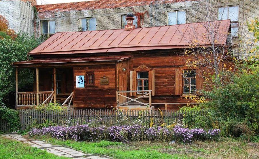 Дом-музей В. Э. Борисова-Мусатова