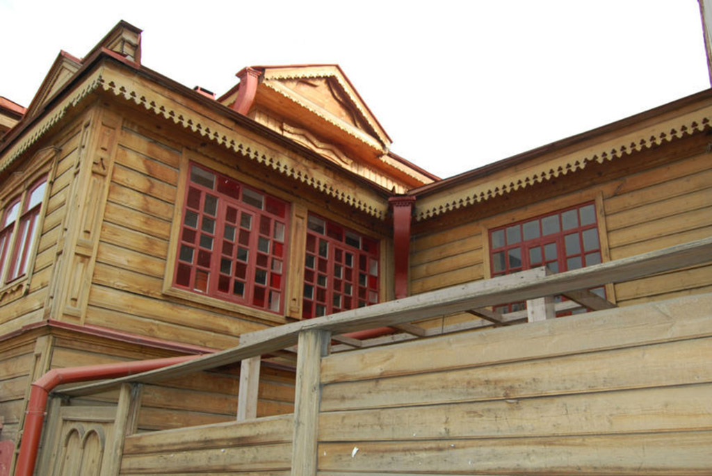 Дом-музей художника П.В. Кузнецова