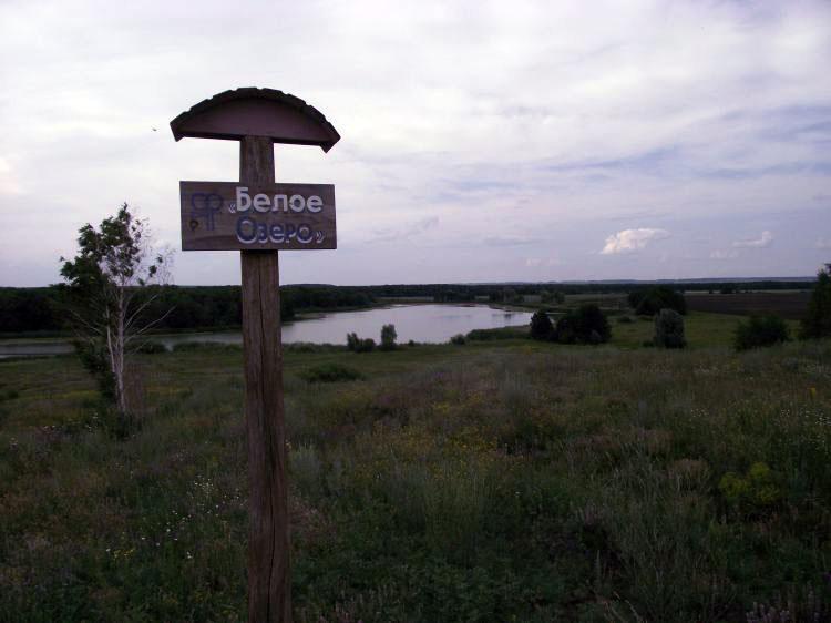 Участок поймы реки Медведица