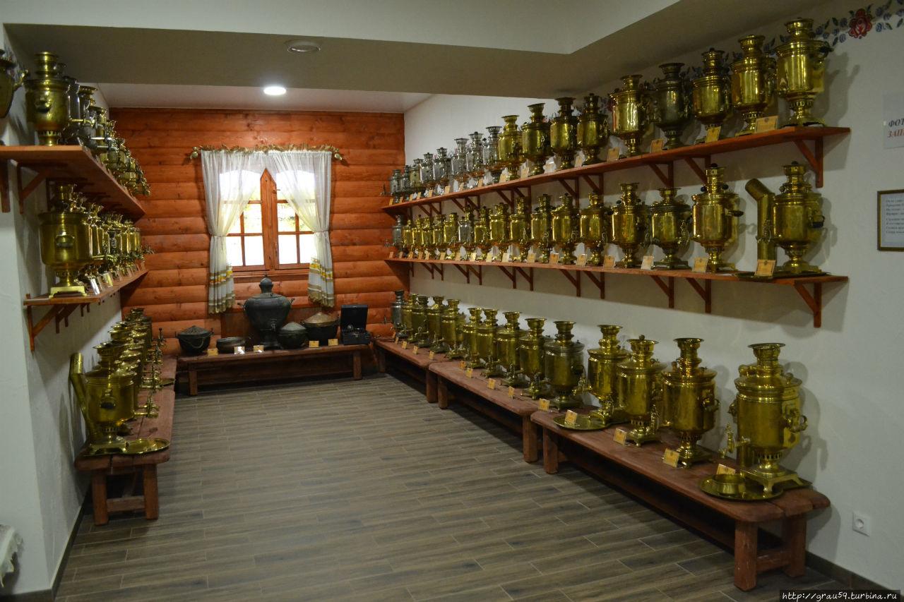 Саратовский музей самоваров