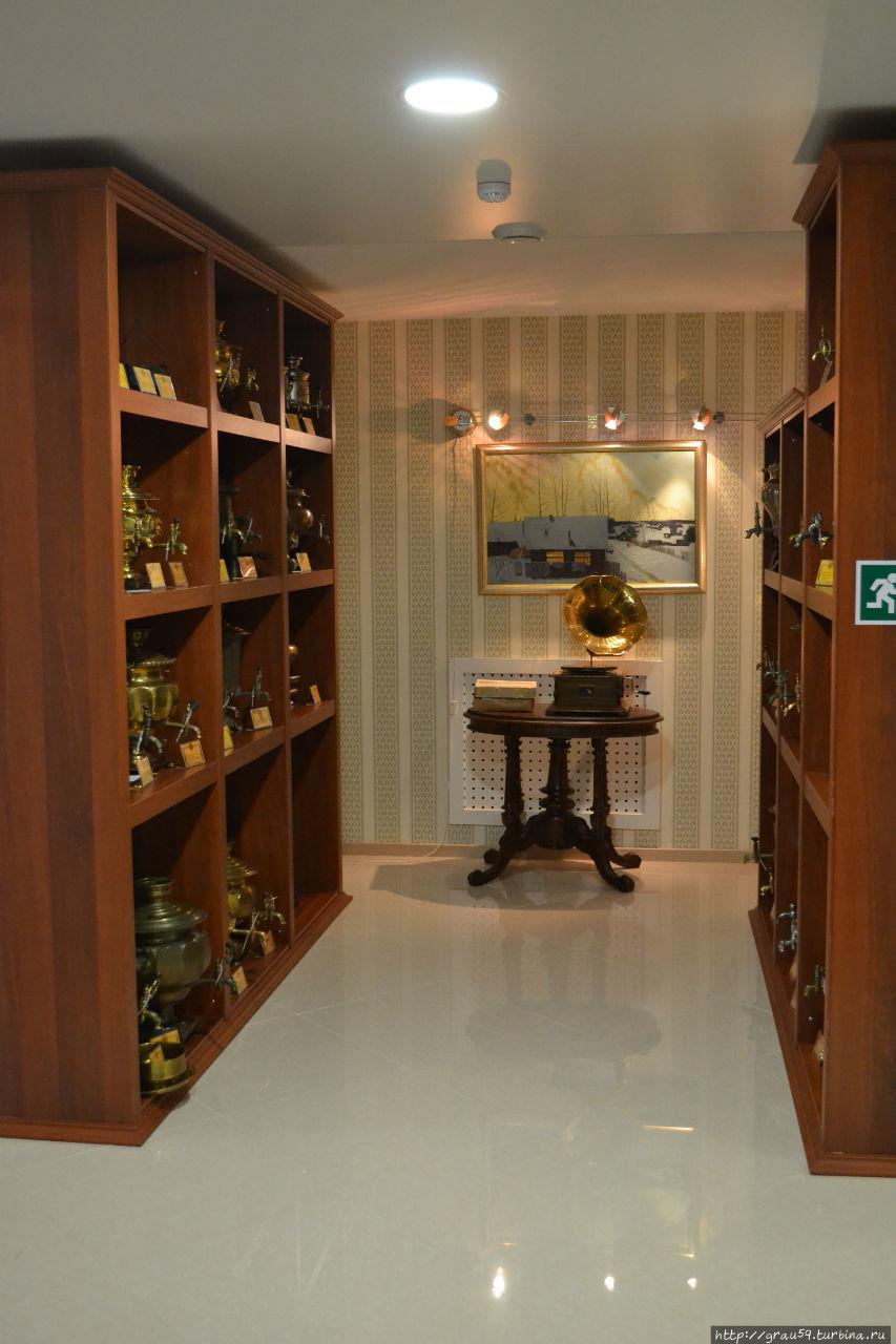 Музей самоваров