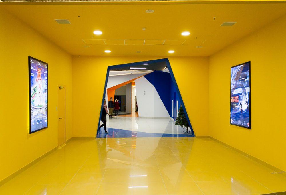 Синема Парк Тау-галерея