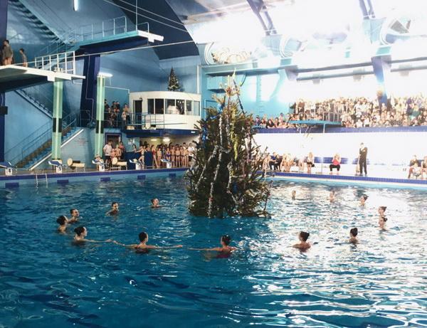 Плавательный бассейн «Саратов»