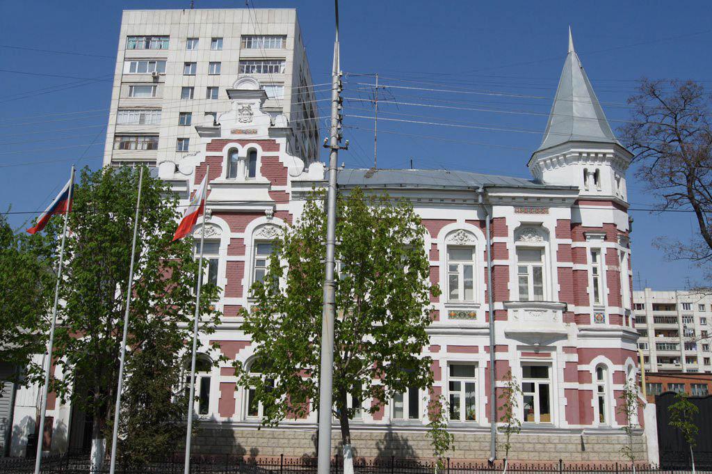 Особняк архитектора П.М.Зыбина
