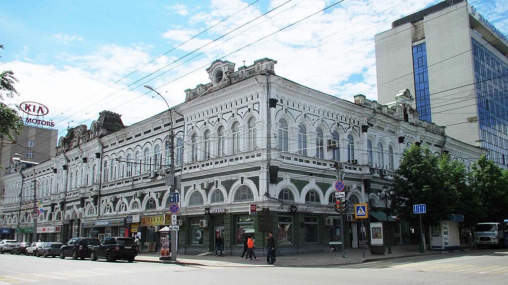 Пассаж Е. К. Лаптева