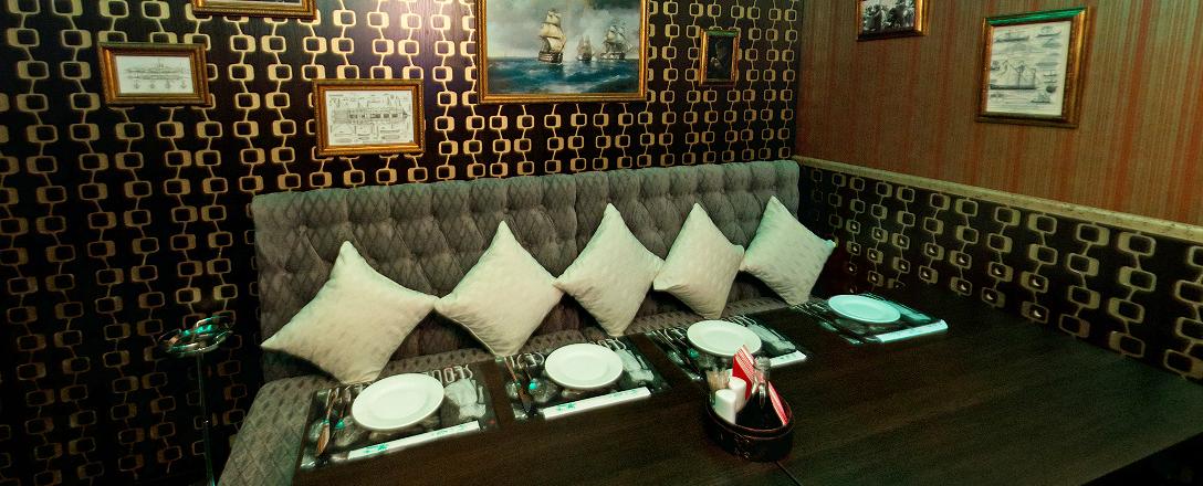 Караоке-бар «Поющая селедка»