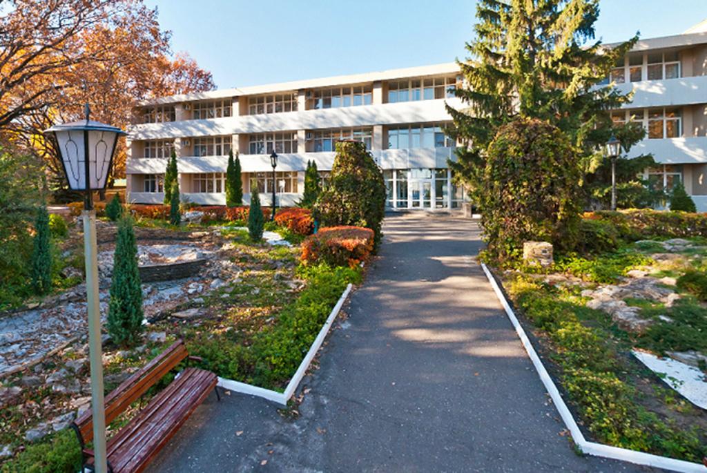 Лечебно-оздоровительный комплекс «Волжские дали»
