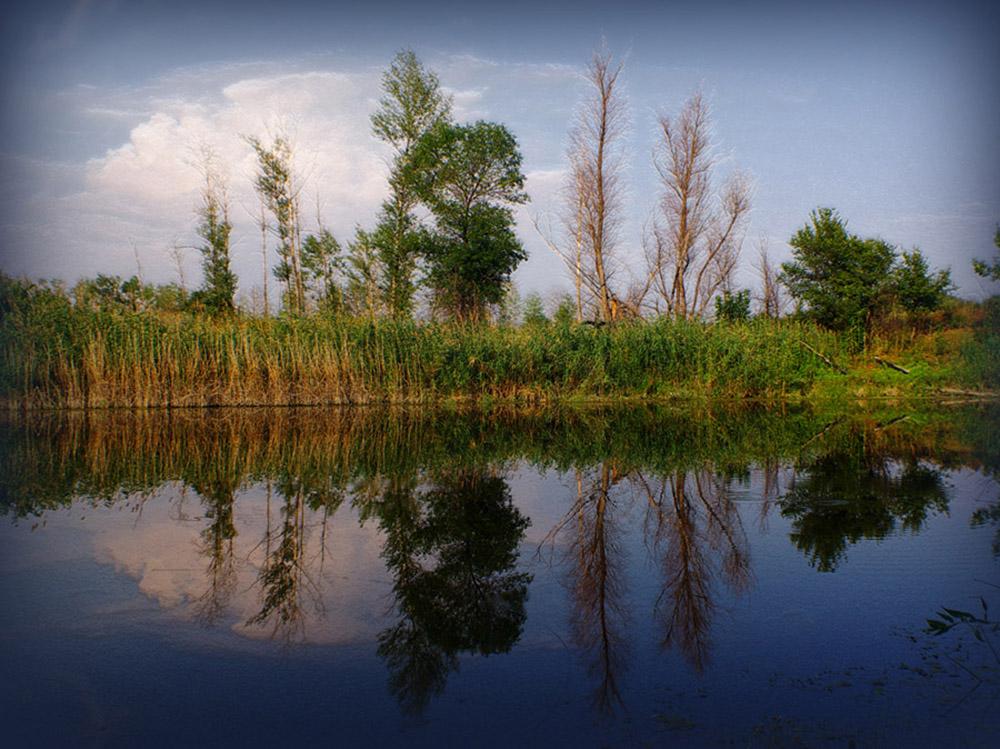 Змеиное озеро