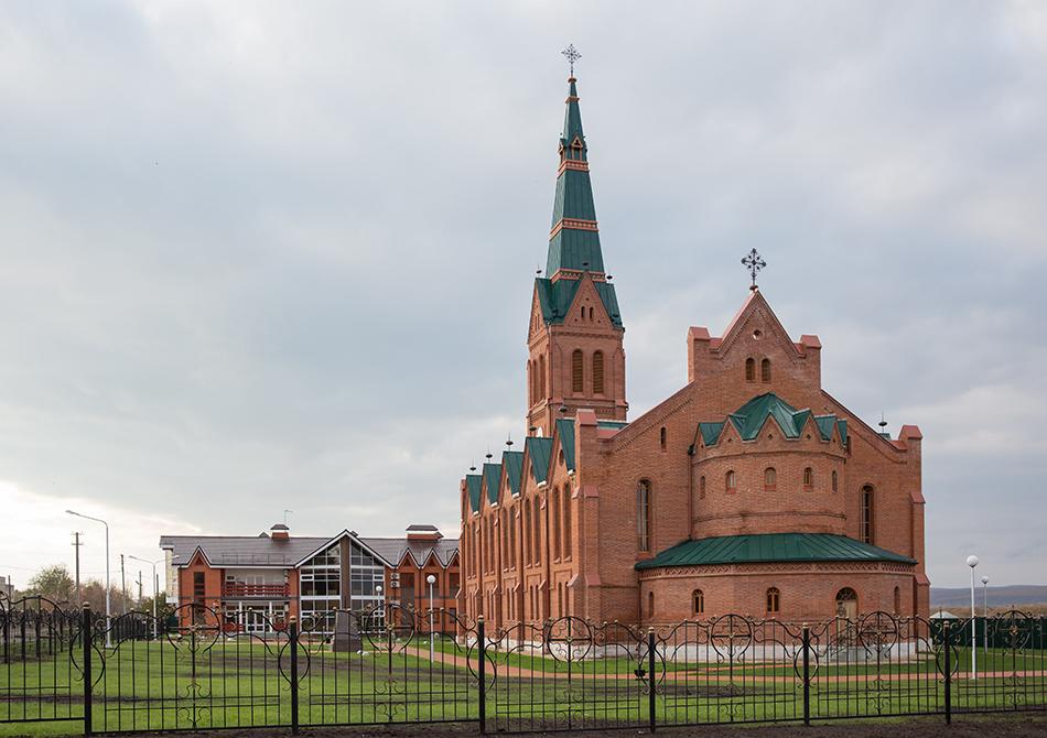 Лютеранская церковь Цюрих-Зоркино