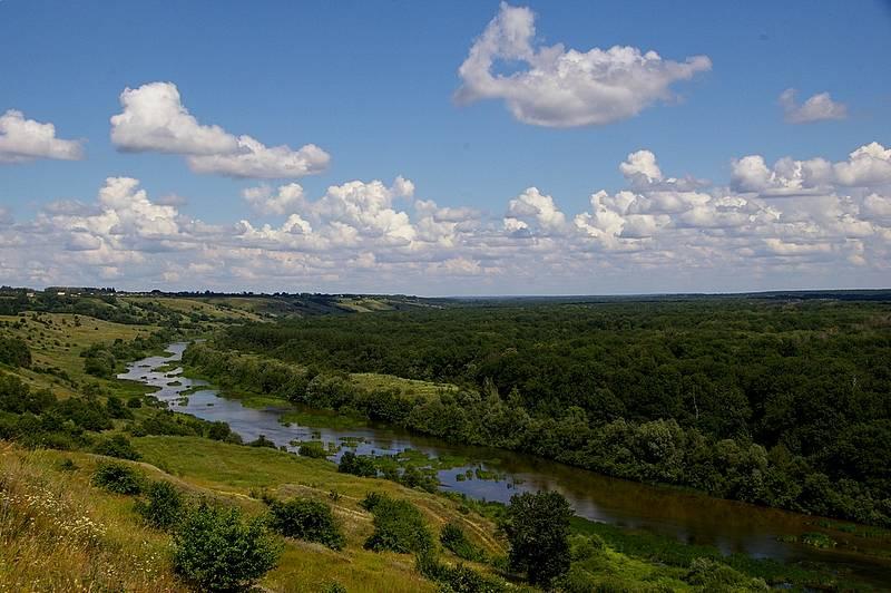 Река Хопер