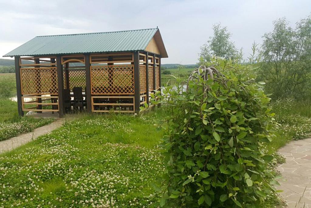 Турбаза Пруды у села Широкое