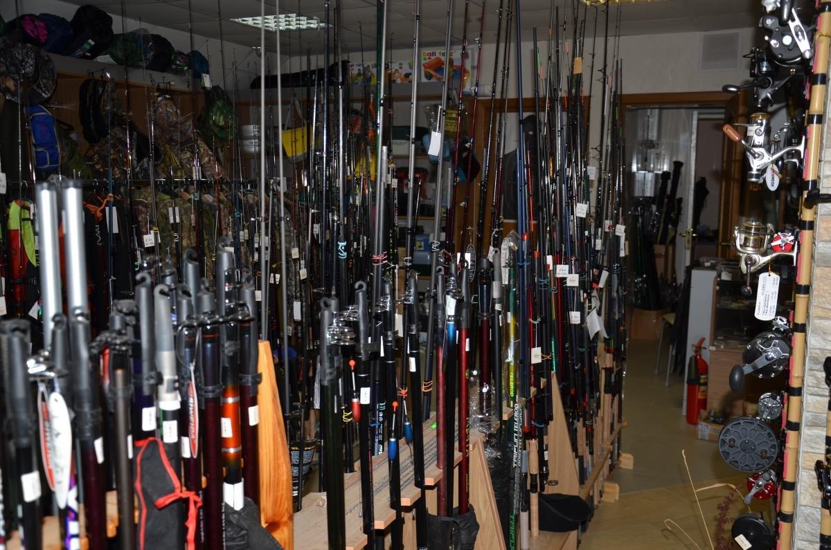 «Хищник» — магазин товаров для рыбалки и туризма