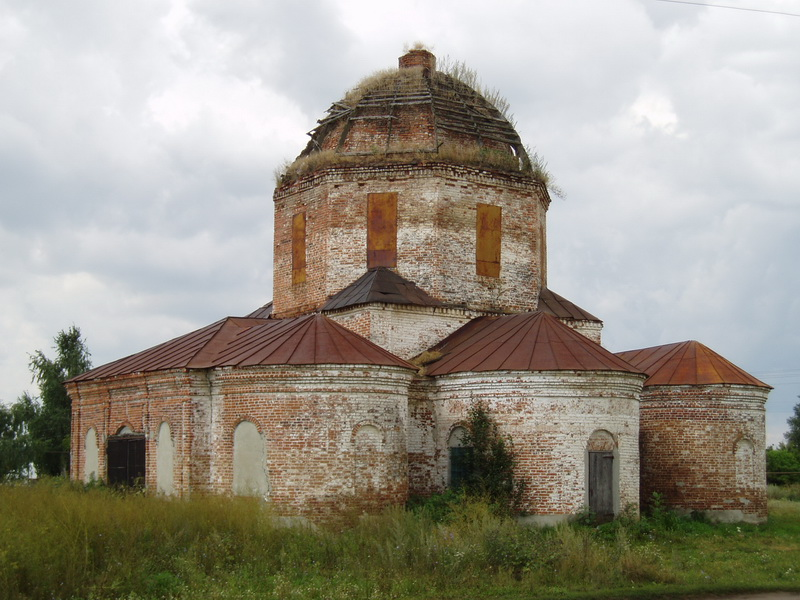 Храм во имя Пресвятой Троицы