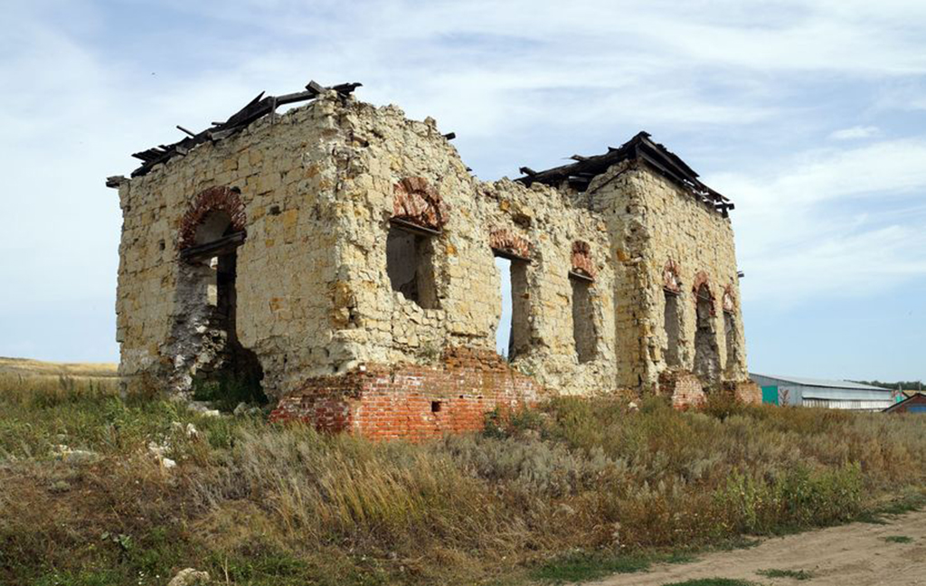 Храм во имя иконы Казанской Божьей Матери